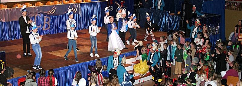 Kinderkarneval 2019 beim Carneval Club Besse