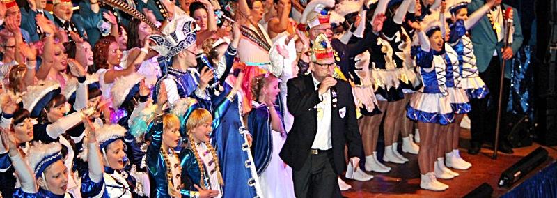 Prunk- und Kostümsitzung 2019