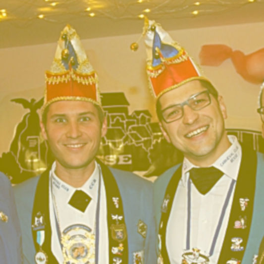 Vorstand des Carneval Club Besse