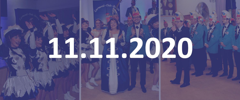 Der 11.11.2020